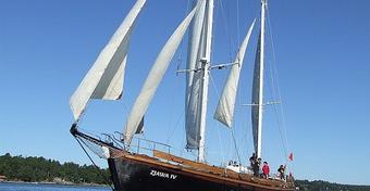 Wypadek polskiego jachtu u wybrzeży Szwecji