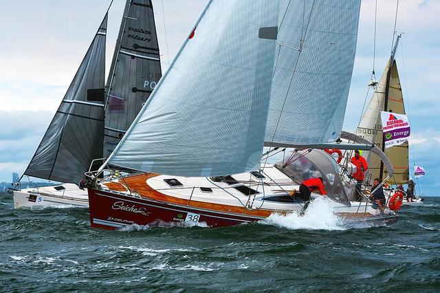 Ponad 500 żeglarzy w Żeglarskim Pucharze Trójmiasta